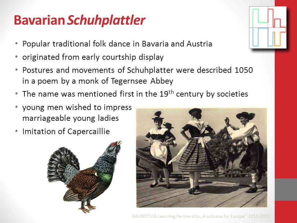 Traditional German Folk Dances