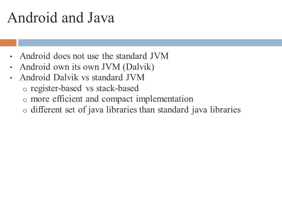 ANDROID L  Grewe Components  Java Standard Development Kit