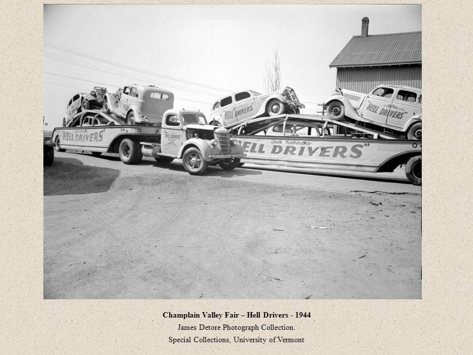 Champlain Valley Fair Album Burlington photograper James