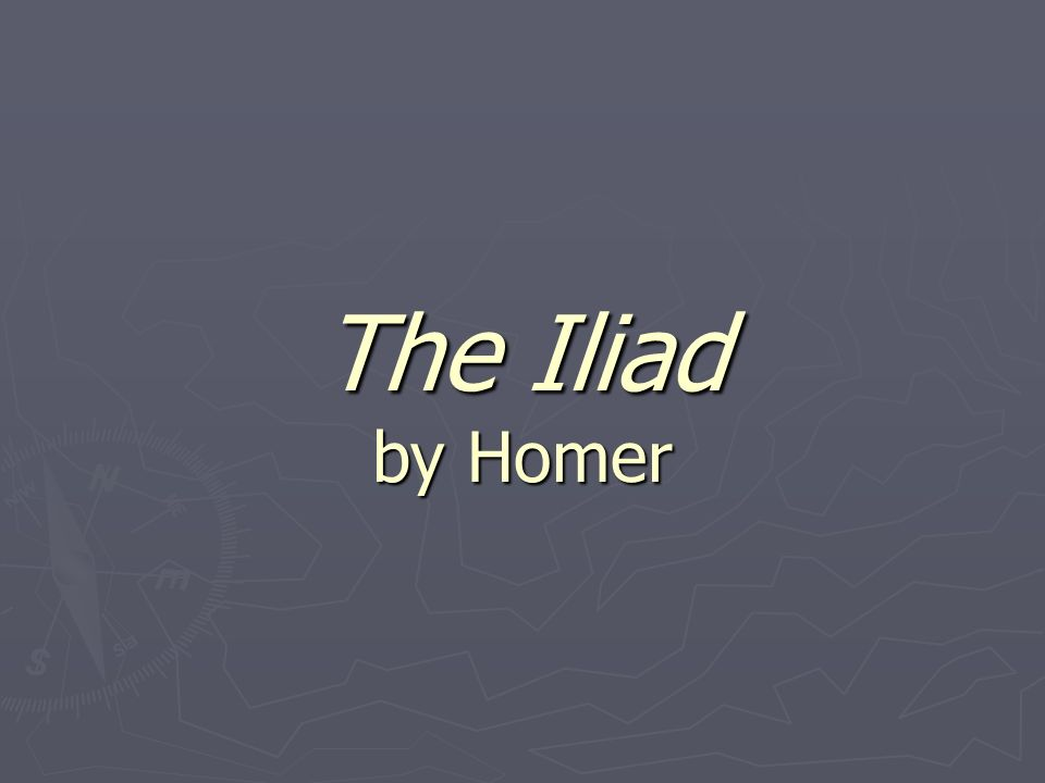iliad theme Themes of anger, rivalry, jealousy, and revenge anger the poem's first word, μῆνιν-- anger --foretells the author's principal theme: achilles' rage and its consequences achilles' wrath is aroused during a quarrel with agamemnon in the first of the iliad's twenty-four books.