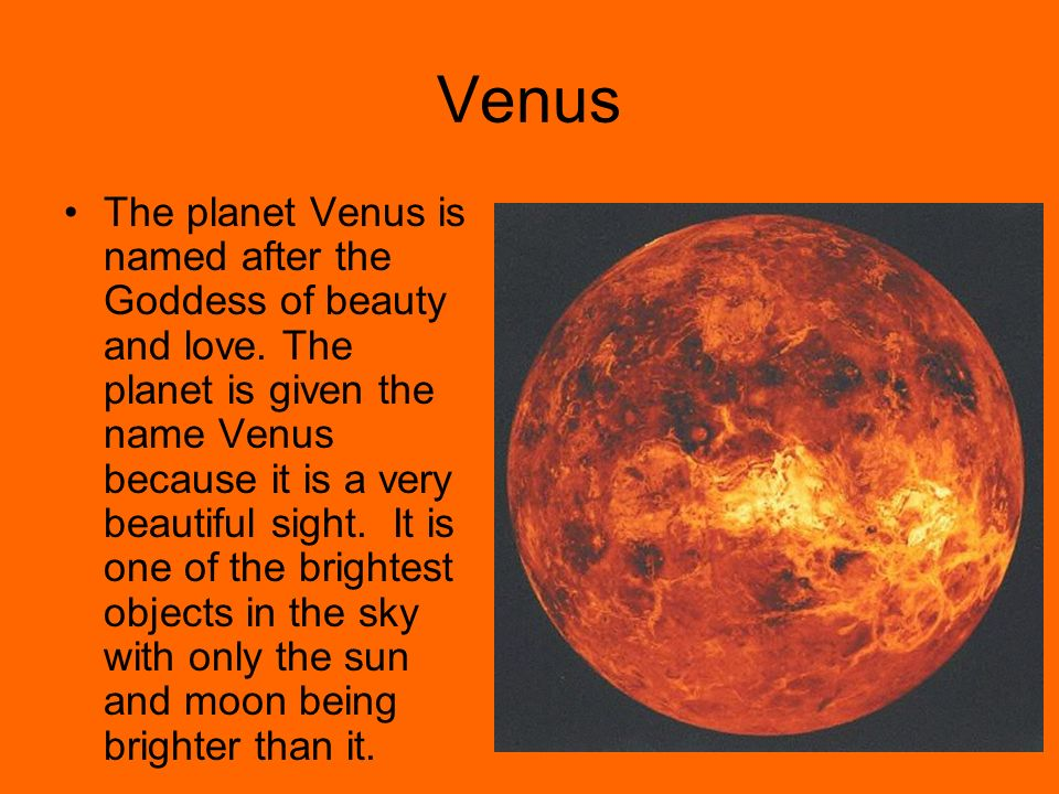 an analysis of venus the planet Analysis of potential for venus-bound cubesat scientific investigations 2 prograde burn until escape is achieved the interplanetary phase is the most nonlinear, requiring.