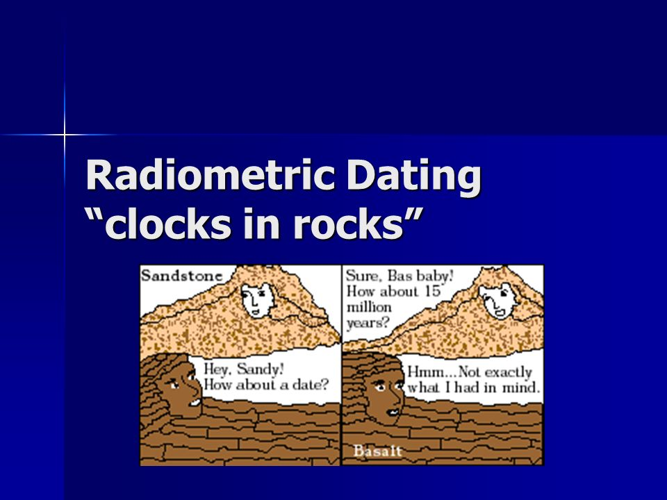 Which type of rock is best for radiometric dating
