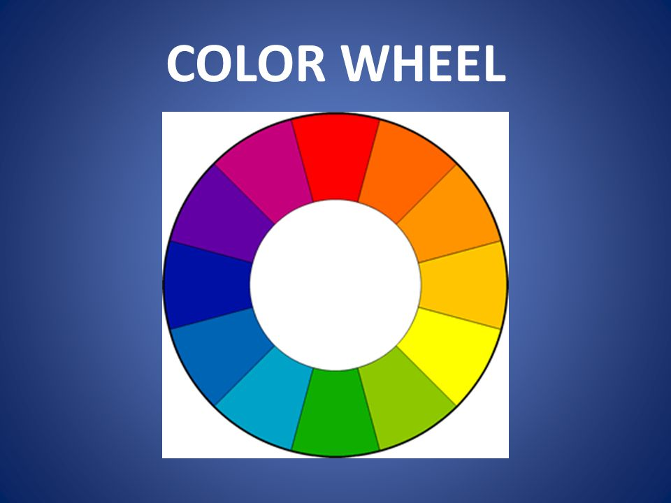 Exploring Color White Is The Presence Of All Colors Ppt Download