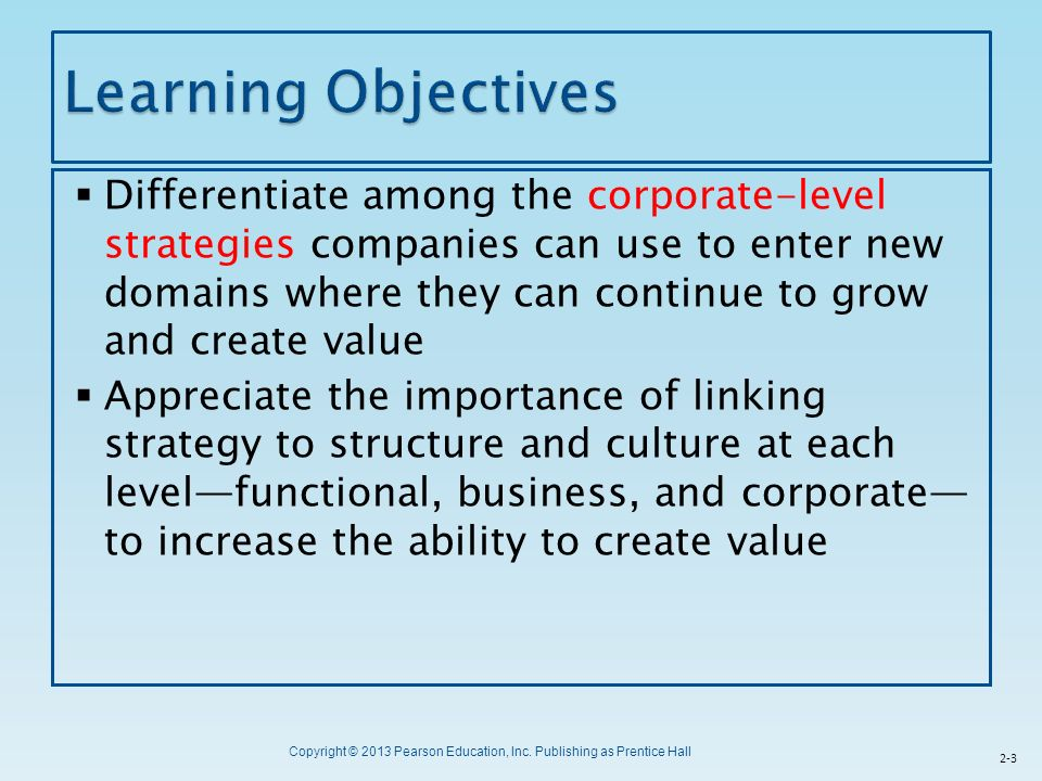 Organizational Design And Strategy In A Changing Global Environment Ppt Download