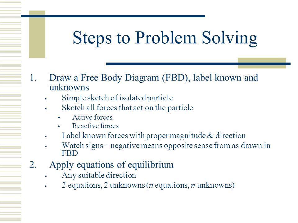 Me 201 Engineering Mechanics Statics Chapter 3 Part B Continued