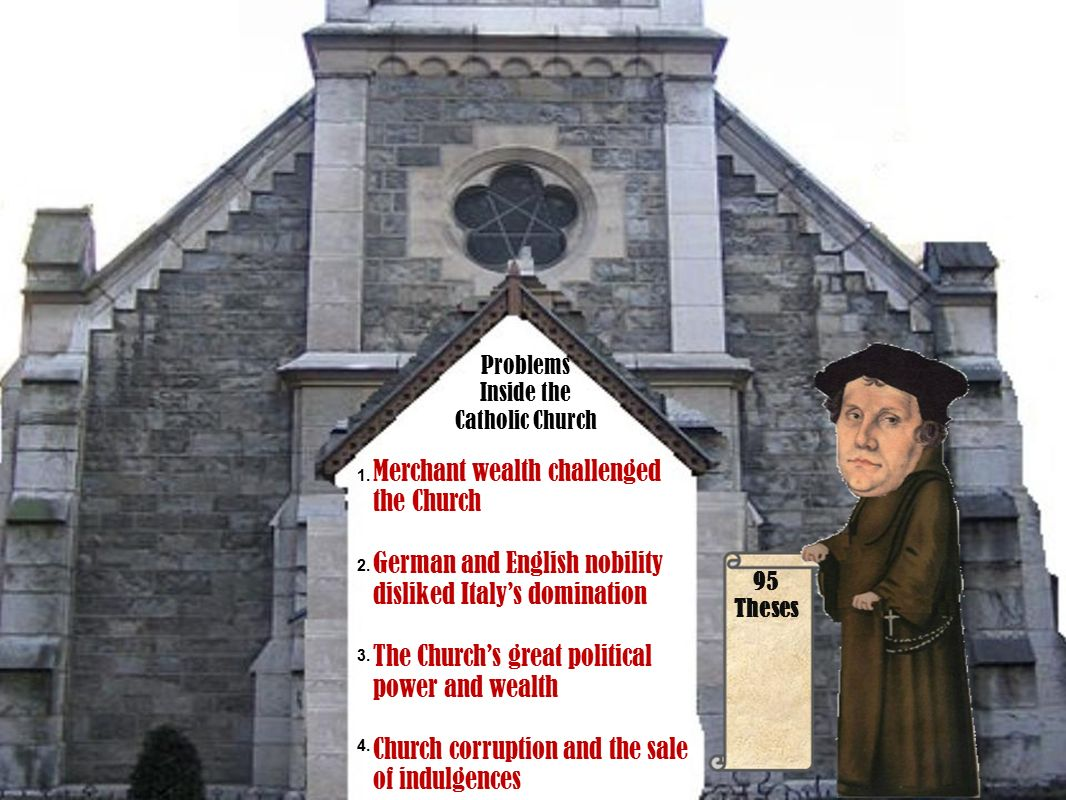 95 Theses Out Of Love For The Truth And The Desire To Bring It To Light The Following Propositions Will Be Discussed At Wittenberg Under The Presidency Ppt Download