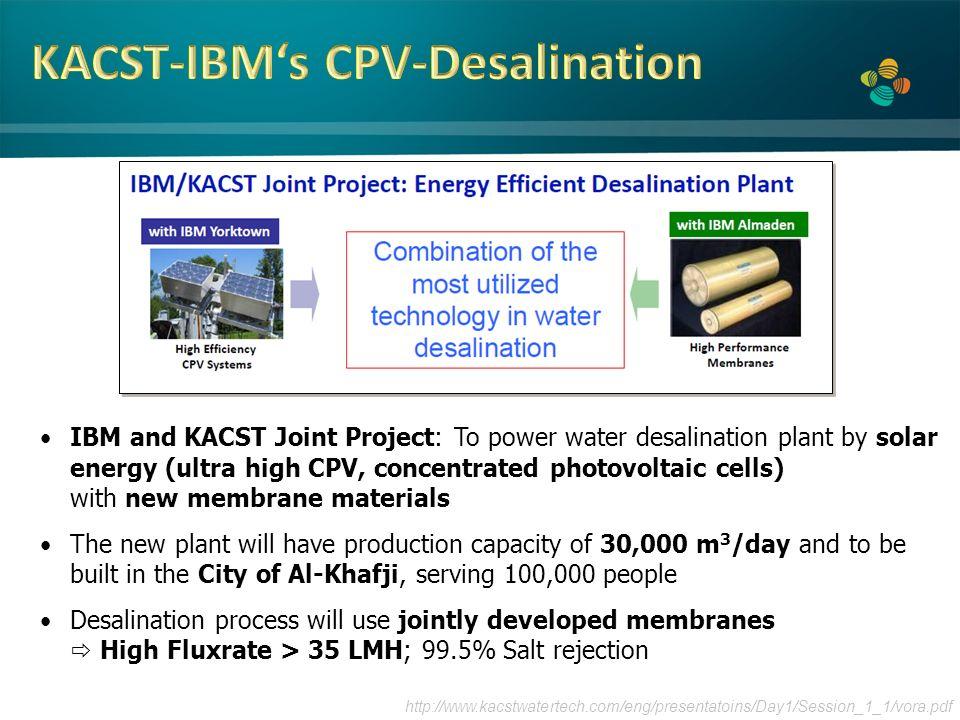 Seawater Desalination Using Renewable Energy: Solar