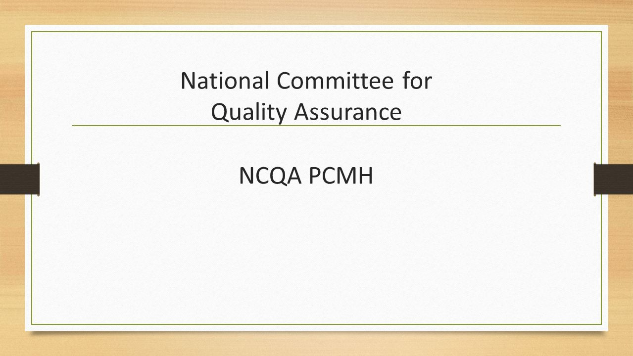Payment Reform Current Challenges Medicare FQHC PPS Rate ICD-10 ...