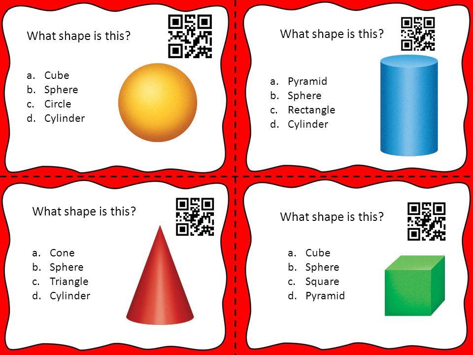 Solid Figures Kindergarten- 1 st Grade Amy Ard  Common Core