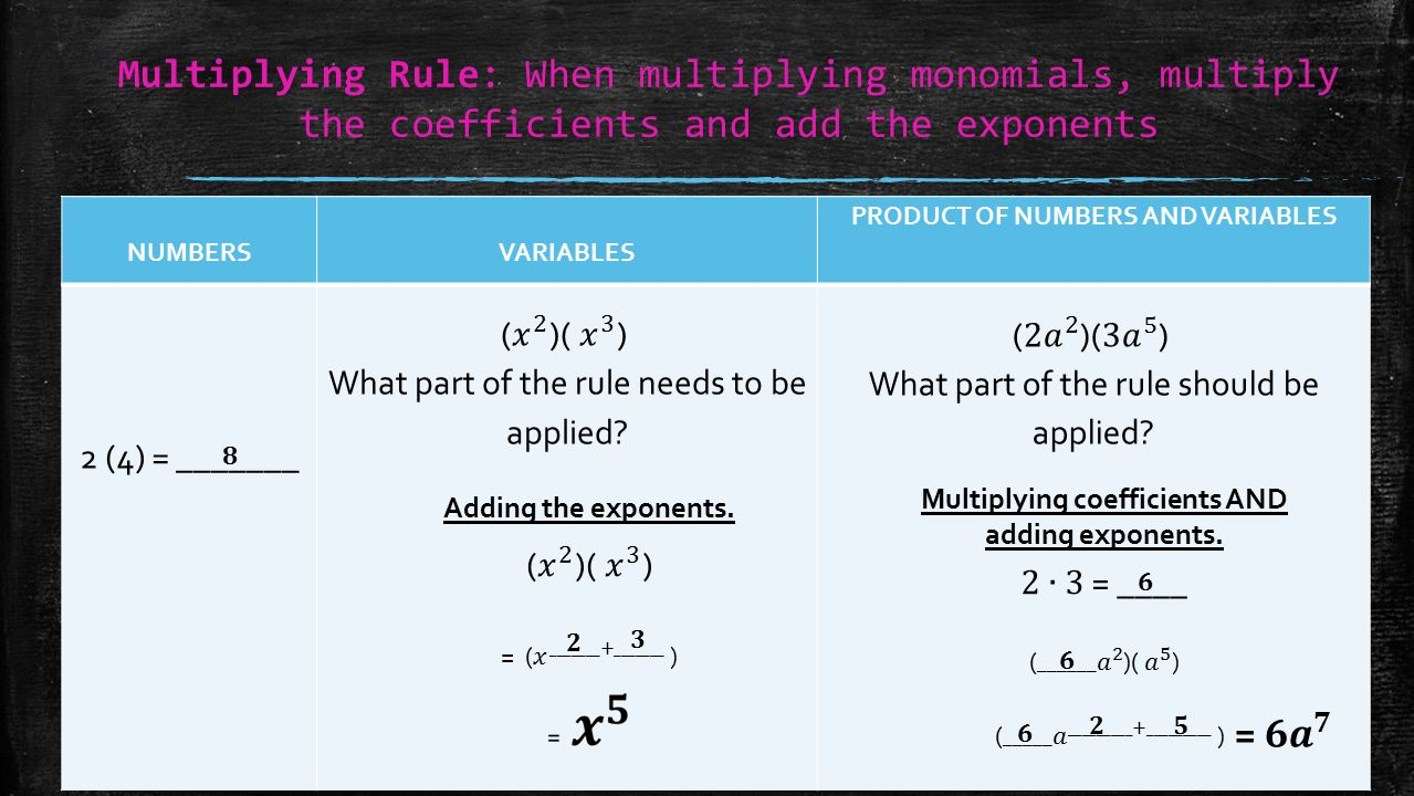 Do Now. Properties of Exponents -Integer Exponents. - ppt download