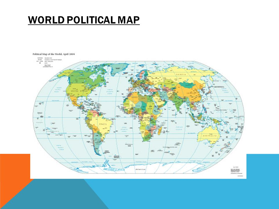 Different Types Of Maps on