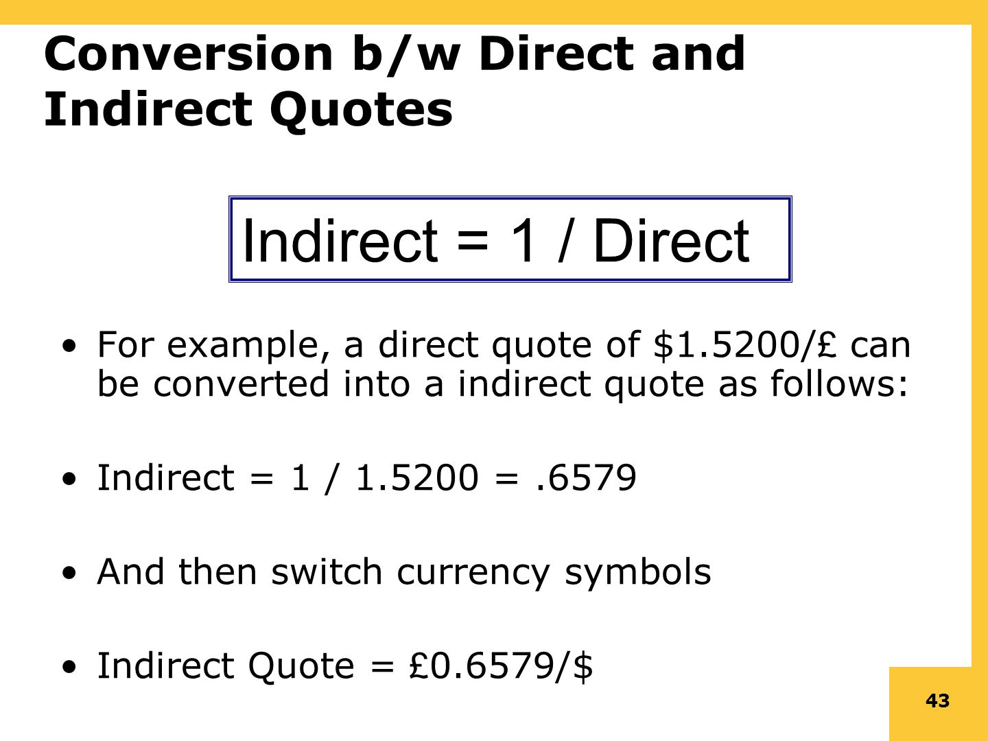 Chapter 6 The Foreign Exchange Market Overview Ppt Download