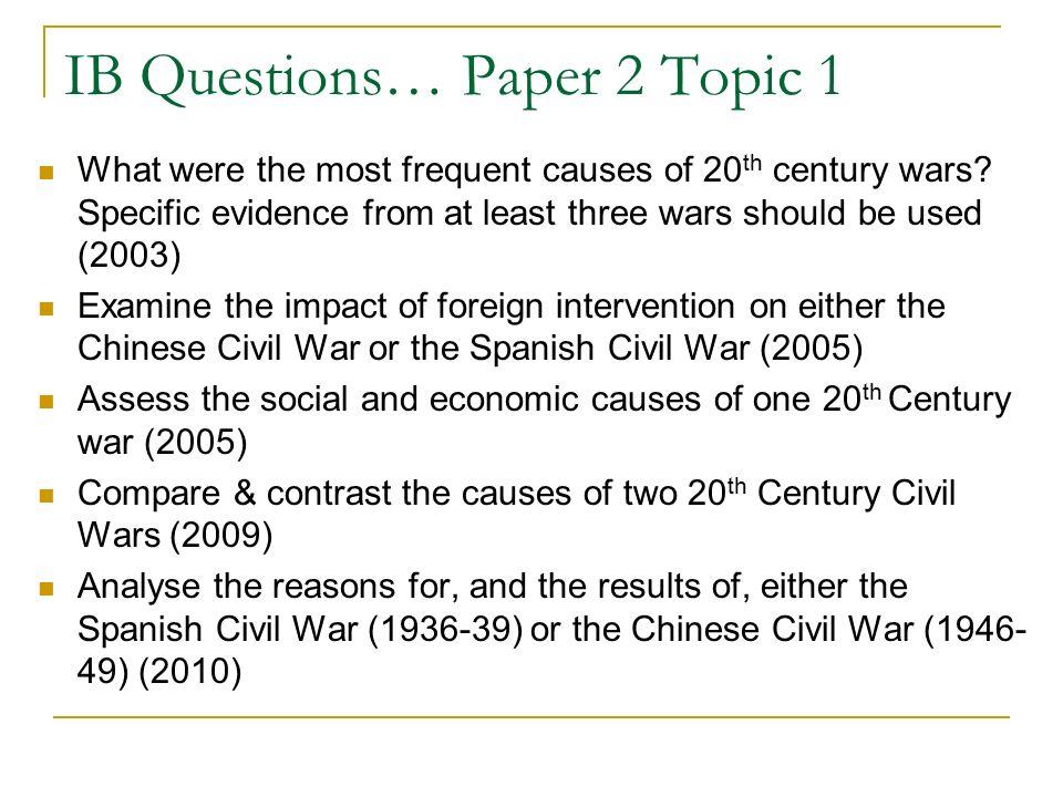 ib chinese paper 2