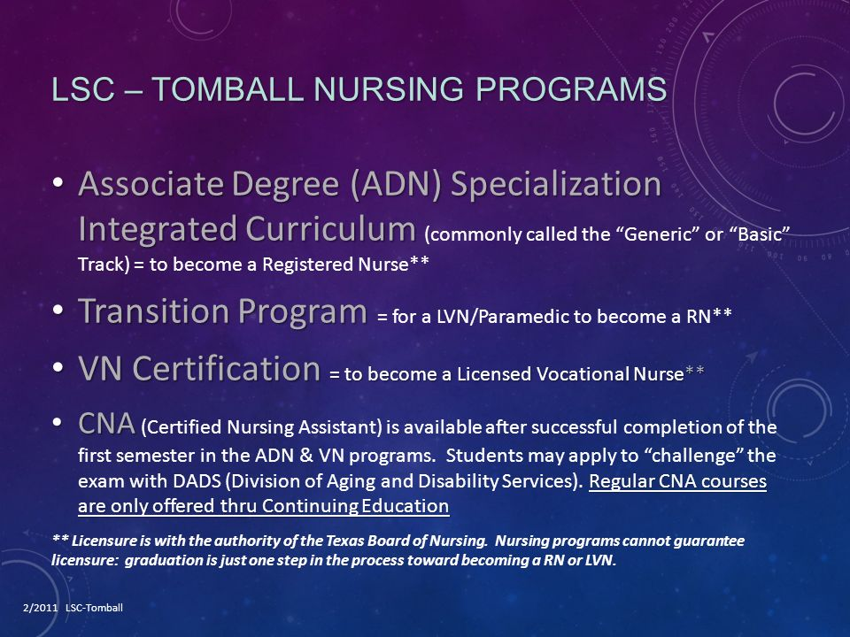 Nursing Information Session 22015 Lsc Tomball Hep B Titer Now