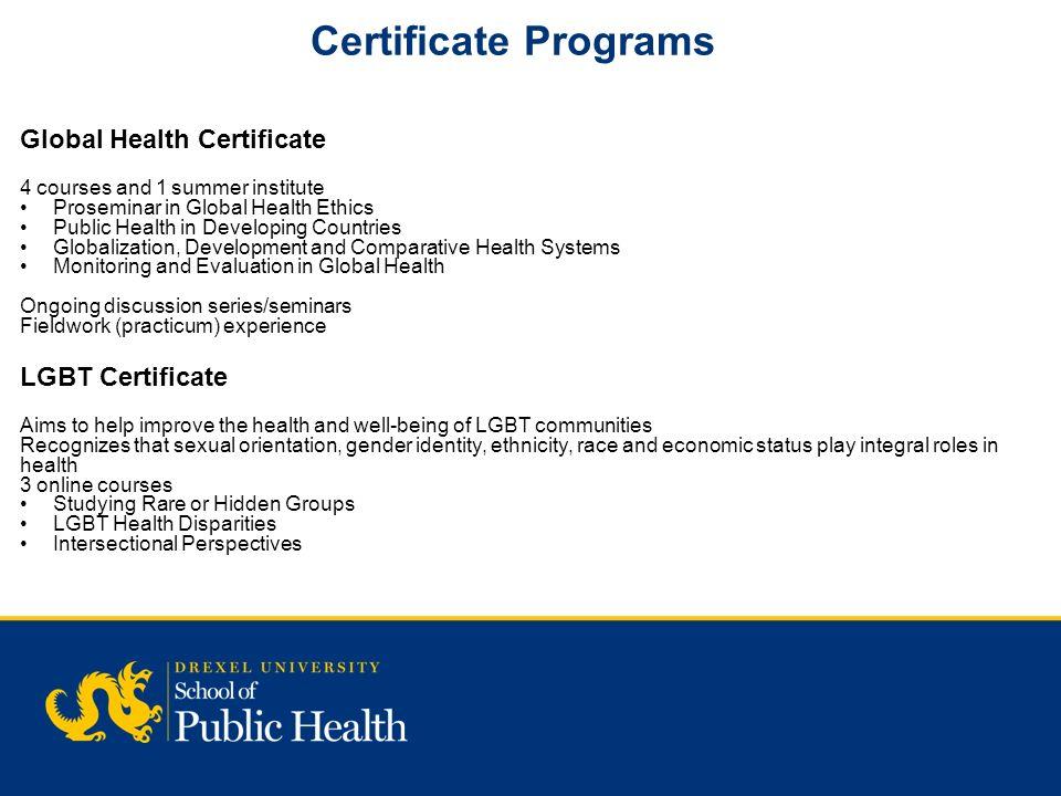 What Is Public Health An Interdisciplinary Effort That Addresses