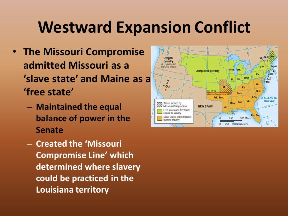 American Westward Expansion Unit 3. U.S. Territorial Expansion A ...
