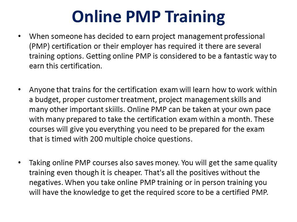 Starpmo Offers Online Pmp Training In Nigeria Starpmo Global Pmi
