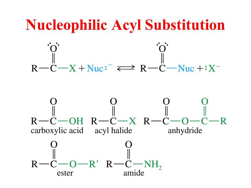 Carboxylic Acid Derivatives Acid Chlorides Acid Anhydrides