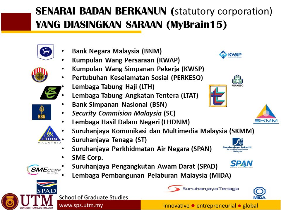 1 Industrial Based Phd Utm Experience School Of Graduate Studies Universiti Teknologi Malaysia Assoc Prof Dr C Shreeshivadasan Academic Manager Ppt Download