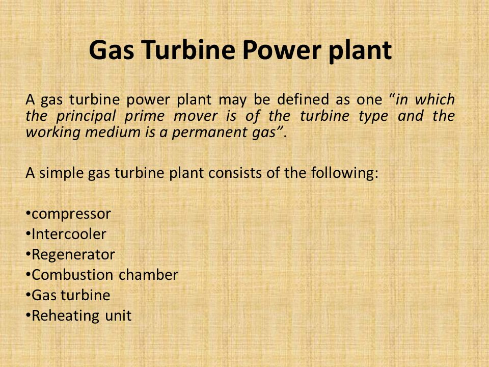 Power Plant Engineering Introduction Power plant engineering deals