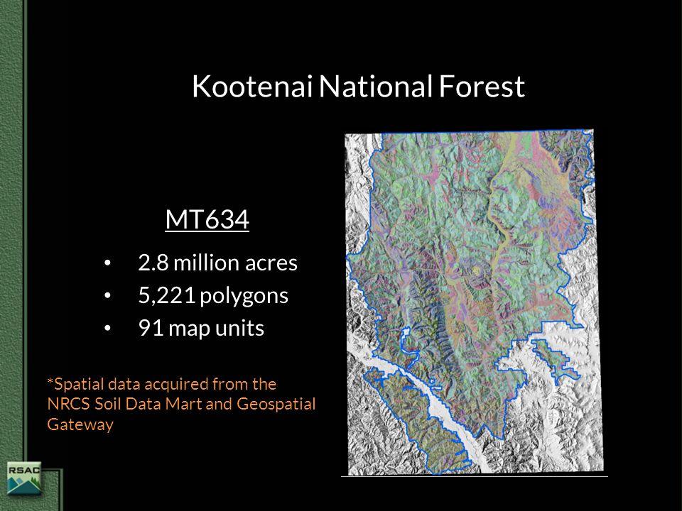 USDA Forest Service, Remote Sensing Applications Center, FSWeb: WWW