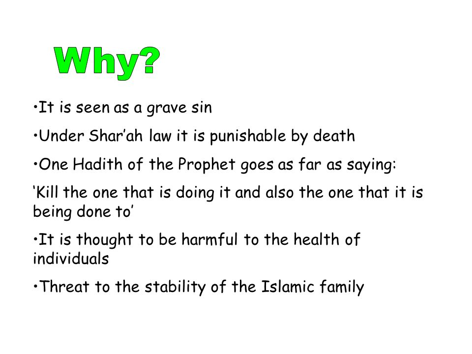 C) Explain why many Muslims are against abortion. - ppt download - 웹