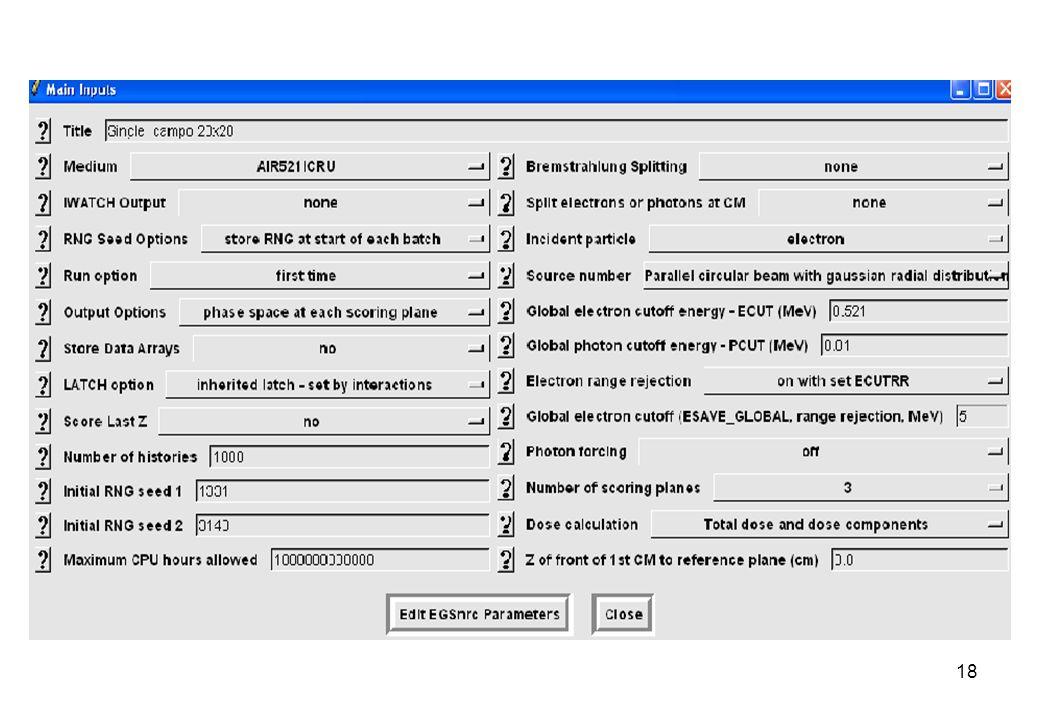 penelope egsnrc beamnrc applicazioni in fisica medica ppt download rh slideplayer com dosxyznrc user manual