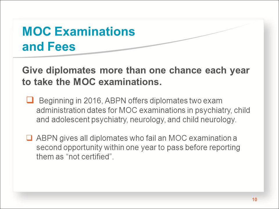 Responding to Diplomate Feedback About the MOC Program