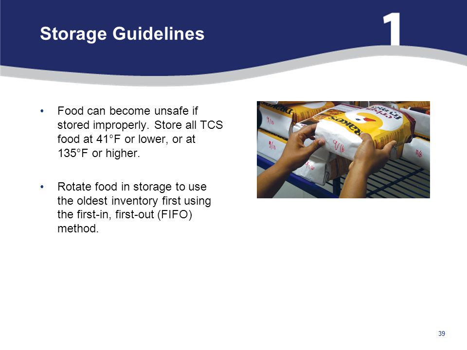 Which Storage Method May Cause Tcs Food To Become Unsafe Impressive 60 FRMCA Level 60 Chapter 60 Keeping Food Safe 600605 Summer Institutes