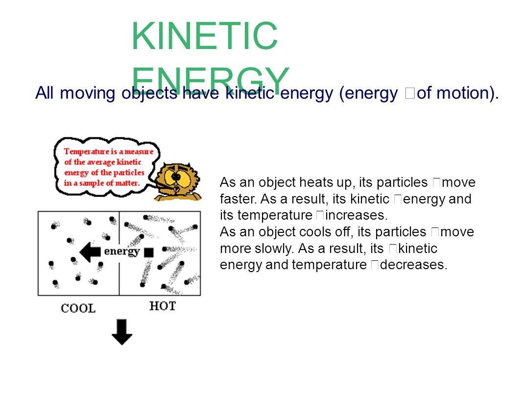 How is energy measured 34