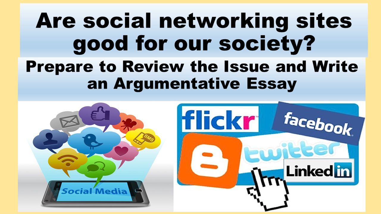 Is social media good for society