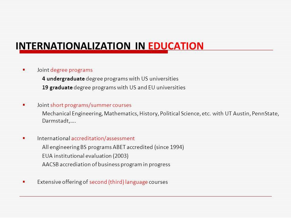 Bilkent University Ankara, Turkey  *First non-profit foundation