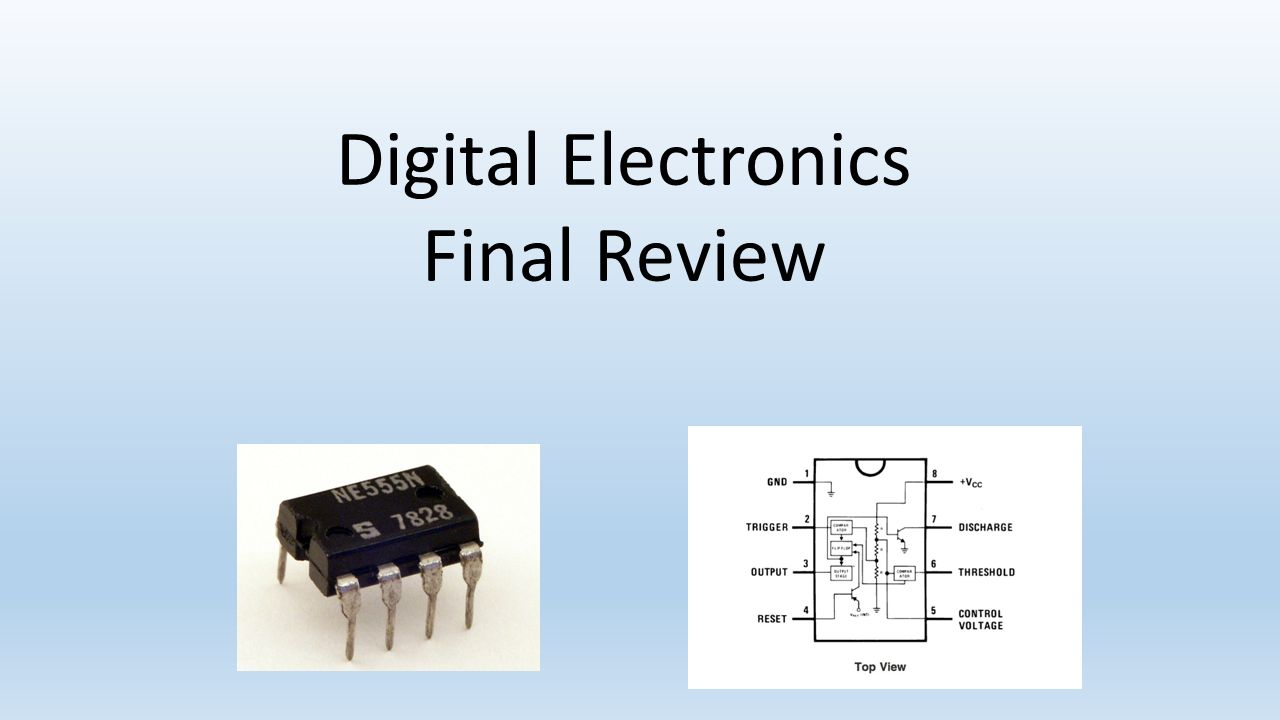 Digital Electronics Final Review Introduction Molecules Made Up Of Digitalelectroniccircuits1jpg 1