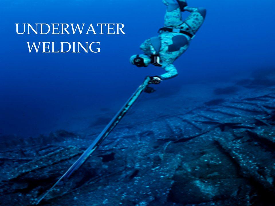 underwater welding introduction classifications principle