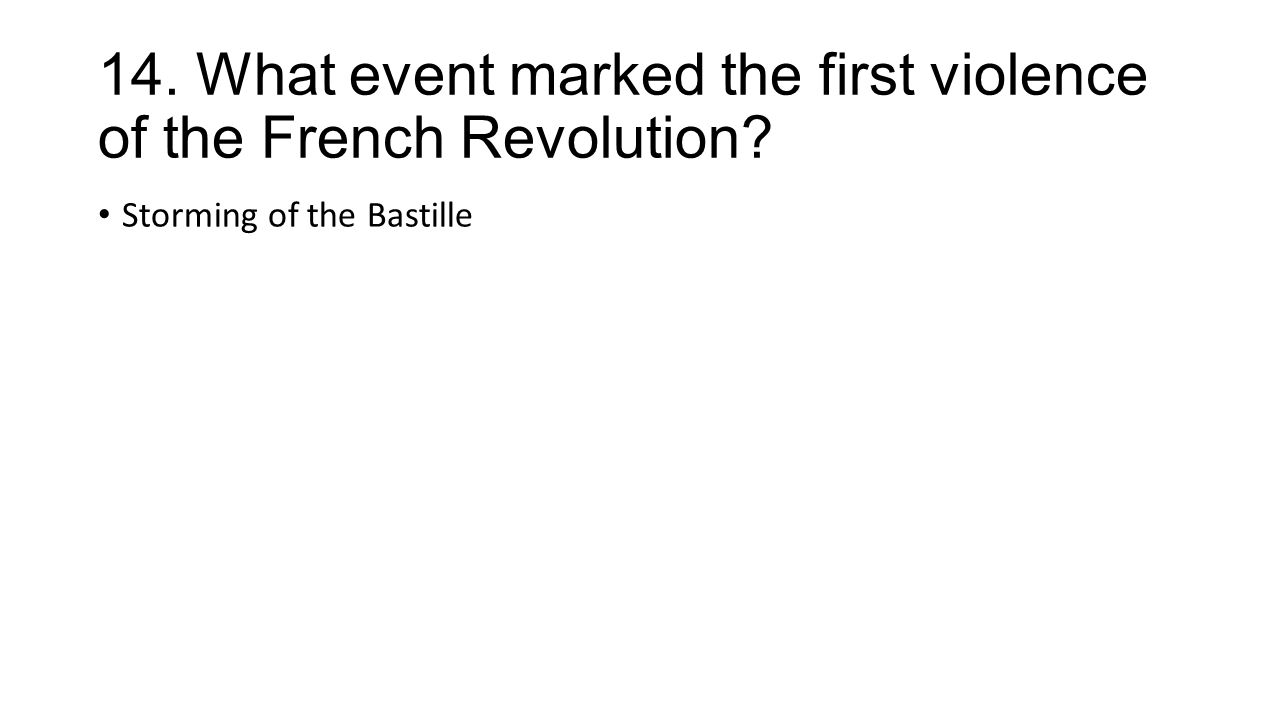 an analysis of the french history and the french revolution The french revolution was a watershed event in modern history it took place between 1789 and 1799 and resulted in profound political and social change, most noticeably the establishment of the.