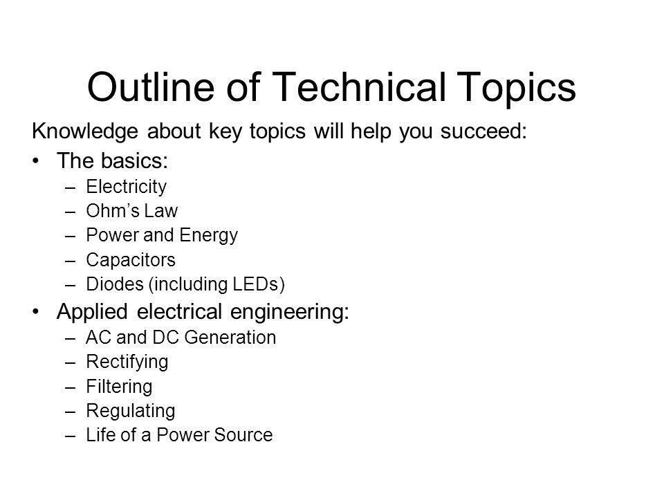 Pico Power Generation for the Developing World Loren Wyard-Scott 1 ...