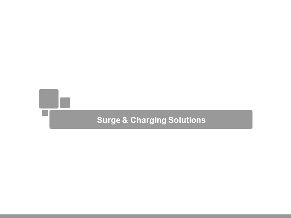Surge & Charging Solutions