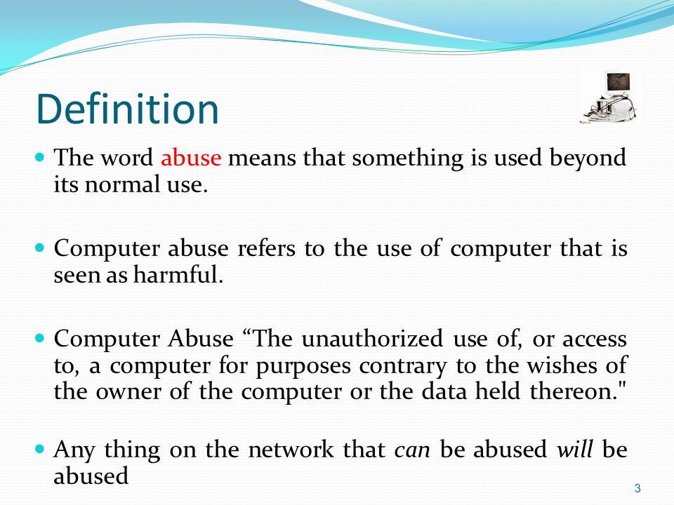 computer fraud definition