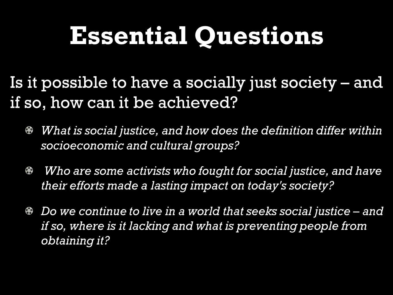 social justice language arts 3 unit 6:. essential questions s it