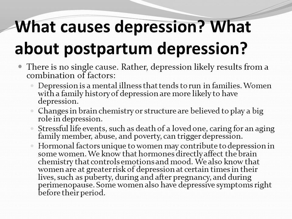 neurontin cause depression