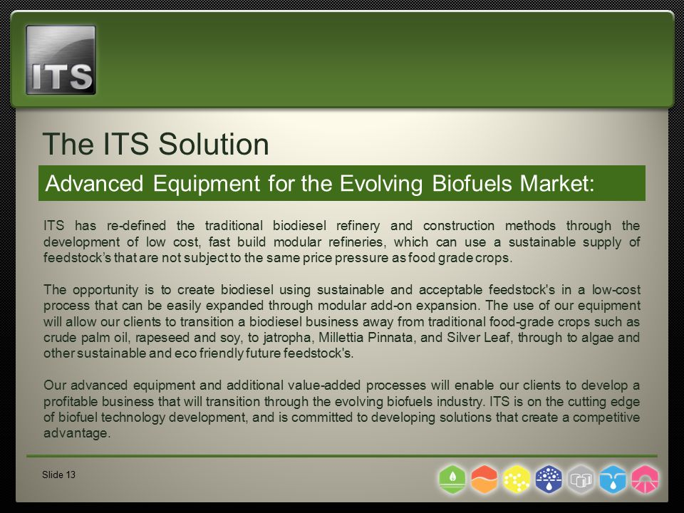 Services Integrated Agricultural and Biofuel Solutions  - ppt download