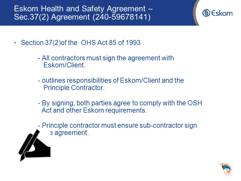 Contractor Health Safety Requirements Project Gsu Transformer