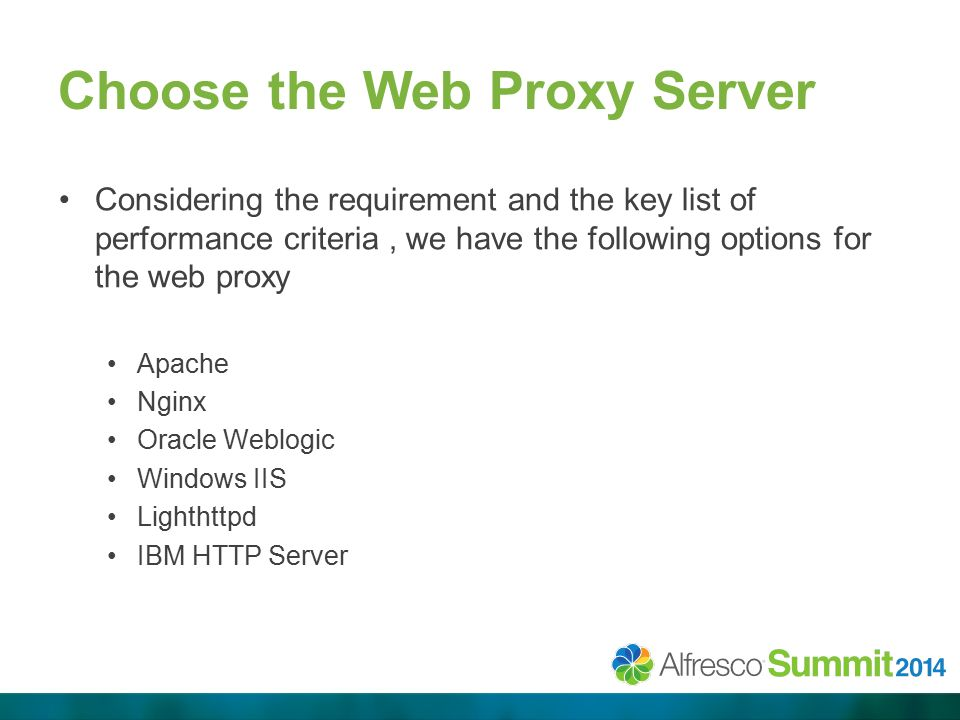 IBM HTTP SERVER REVERSE PROXY CONFIGURATION - Apache