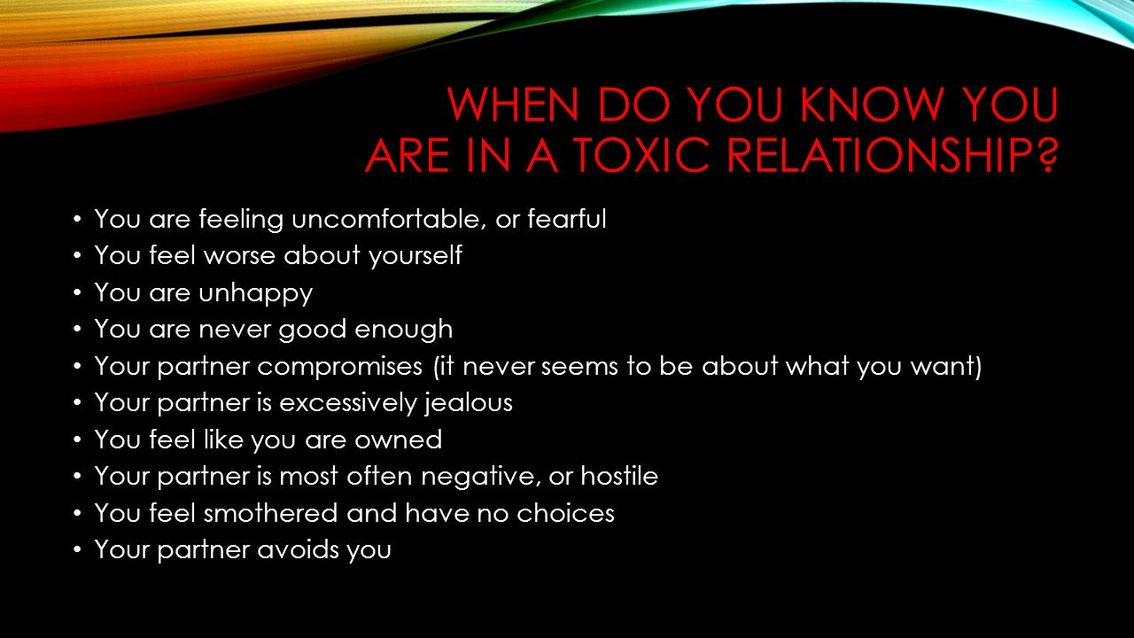 What to do when you feel smothered in a relationship