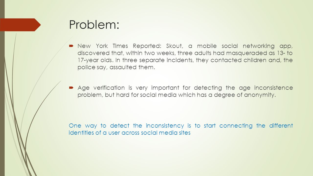 Connecting Users across Social Media Sites: A Behavioral- Modeling