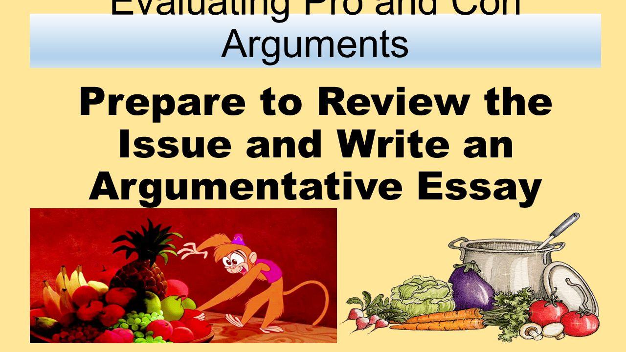 veganism argumentative essay