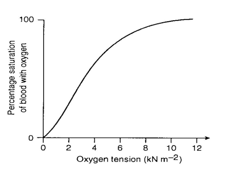 BIOL2: Haemoglobin and Oxygen Dissociation Curves (RCl 8