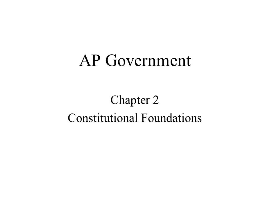 unicameral definition ap gov