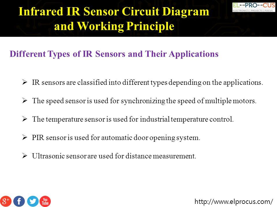 Infrared IR Sensor Circuit Diagram and Working Principle