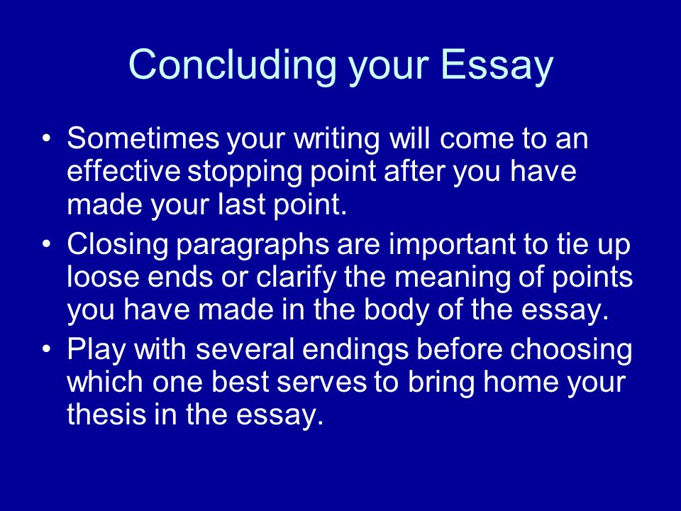 effective essays Effective essays tips on writing an effective essay.